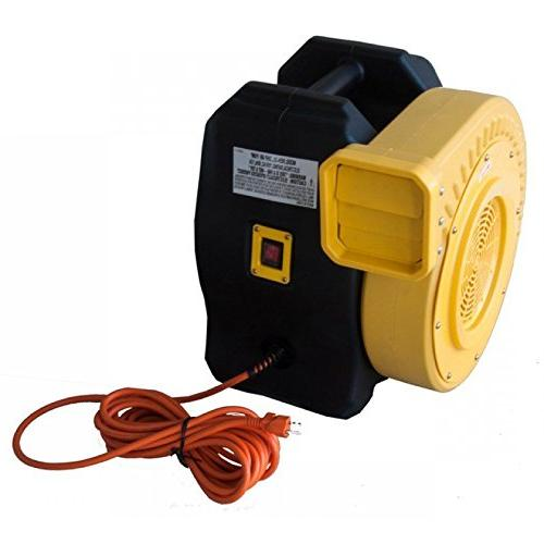 Zoom Bounce Blower For Inflatables, Obstacle Courses & Bouncy Quality Air Mover
