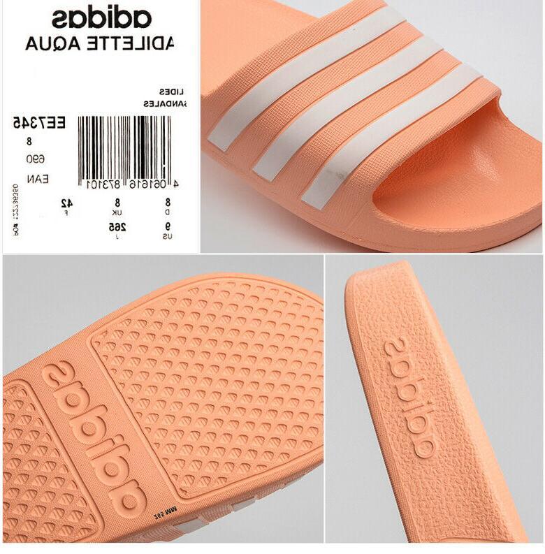 Adidas Aqua Slides Sports Slippers Water Shoes