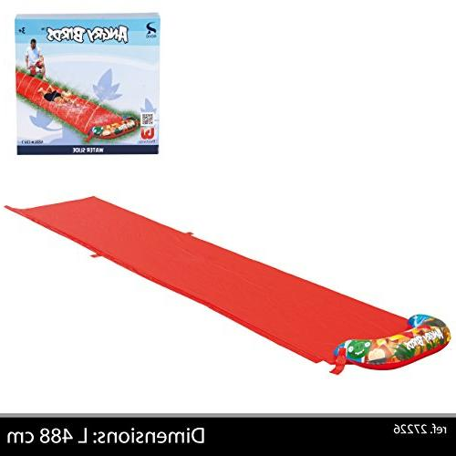 angry birds water slide
