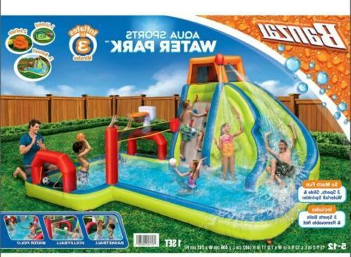 Banzai Park Kids Aquatic Activity Center