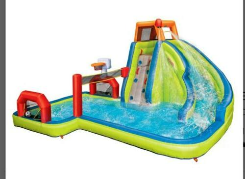 Banzai Park Inflatable Activity Play Center