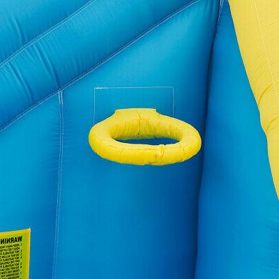 Backyard Inflatable Bouncing Park Slide Cannon Splash w/