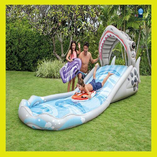 Banzai Surf Aqua Water Slide Inte