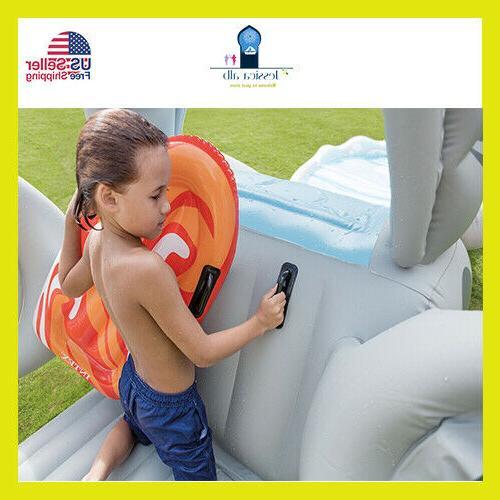 Banzai Kids Inflatable Surf Aqua Water Inte