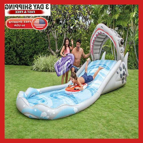 banzai kids inflatable outdoor surf rider aqua