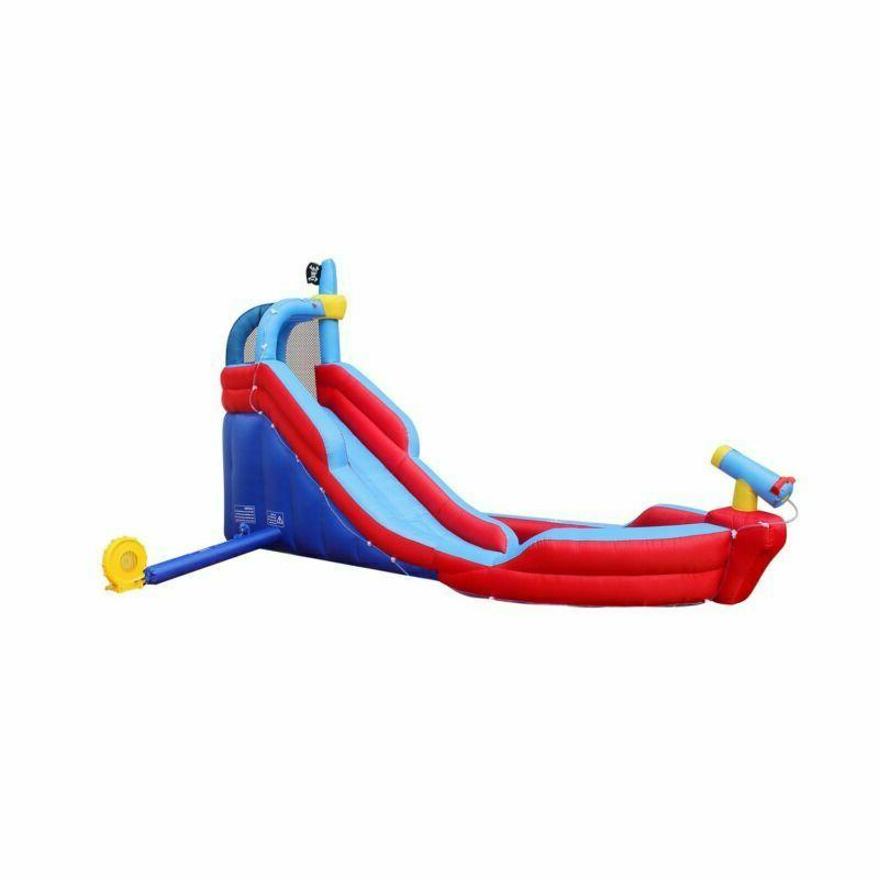 Bestparty Inflatable Water Slide House Blower