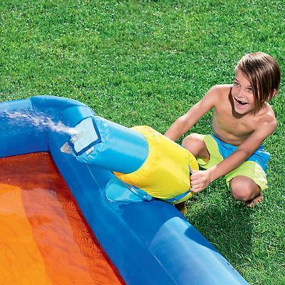 Mega Inflatable with Slide