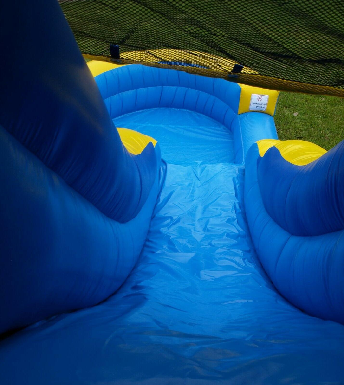 Water Slide Tall 100% NO Blower