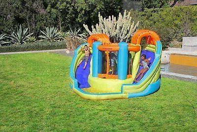 Brand New Sportspower Double Slide Bounce Water