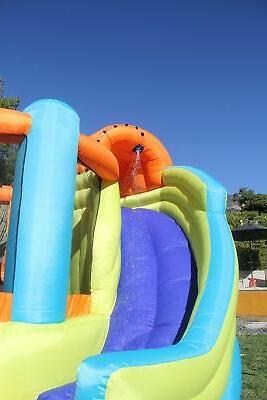 Brand Double Slide Bounce Inflatable