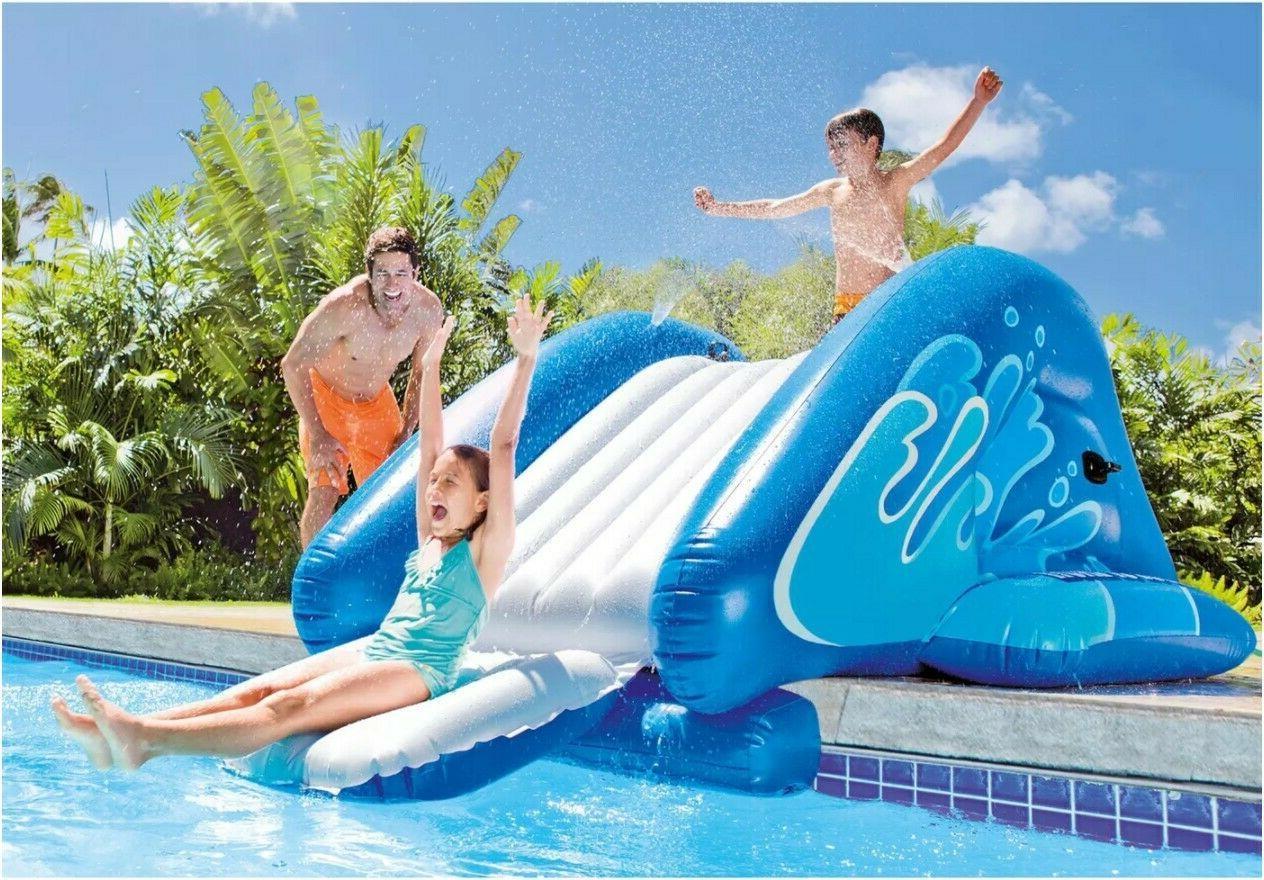 BRAND Kool Splash Inflatable Play Swimming Pool