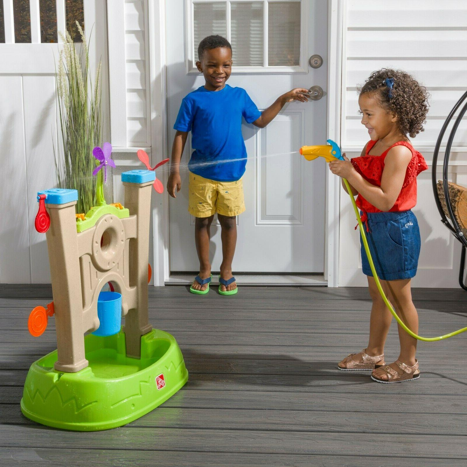 Step2 Play Table Water Toy Outdoor Play Games US