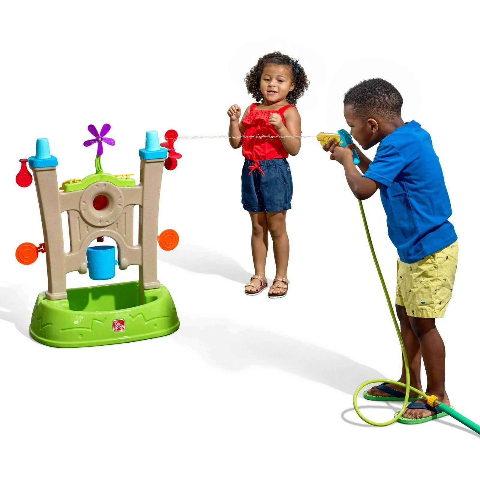 Step2 Table Toy Outdoor Activity US