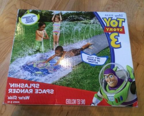 Buzz Lightyear Rocket Blast Sprinkler by Disney