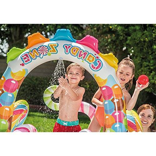 """Intex Candy Zone Play 75"""" X 51"""", for Ages"""