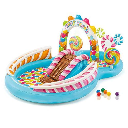 """Intex Candy Play Center, X 75"""" X 51"""", for Ages 2+"""