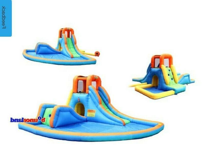 Bounceland Cascade Water with large NEW