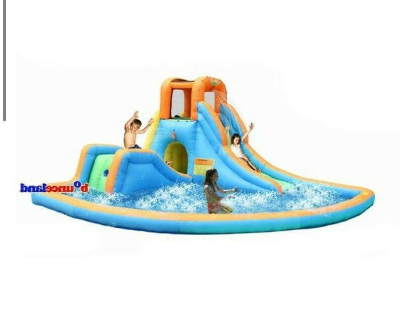 Bounceland Slides with NEW IN
