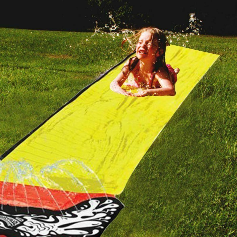 Children Summer Slide Surf Lawn Slides Pools Games Outdoor