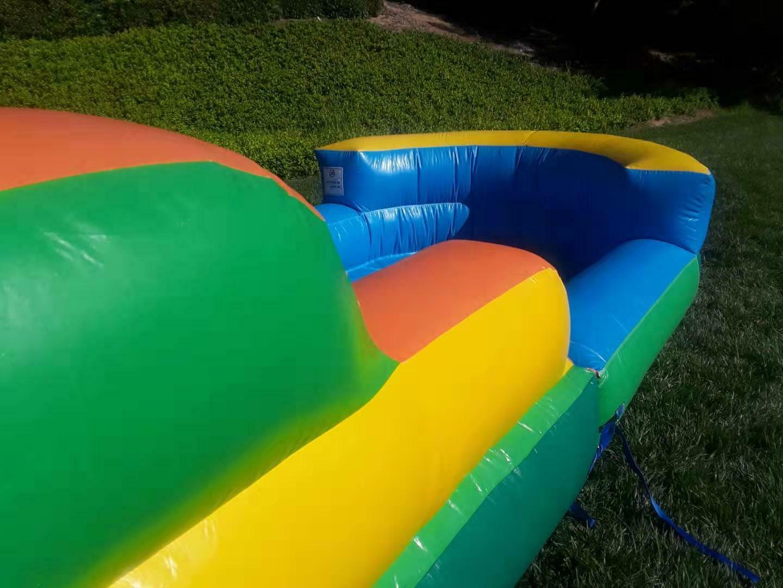 Commercial Water Slide Feet Tall PVC & Blower