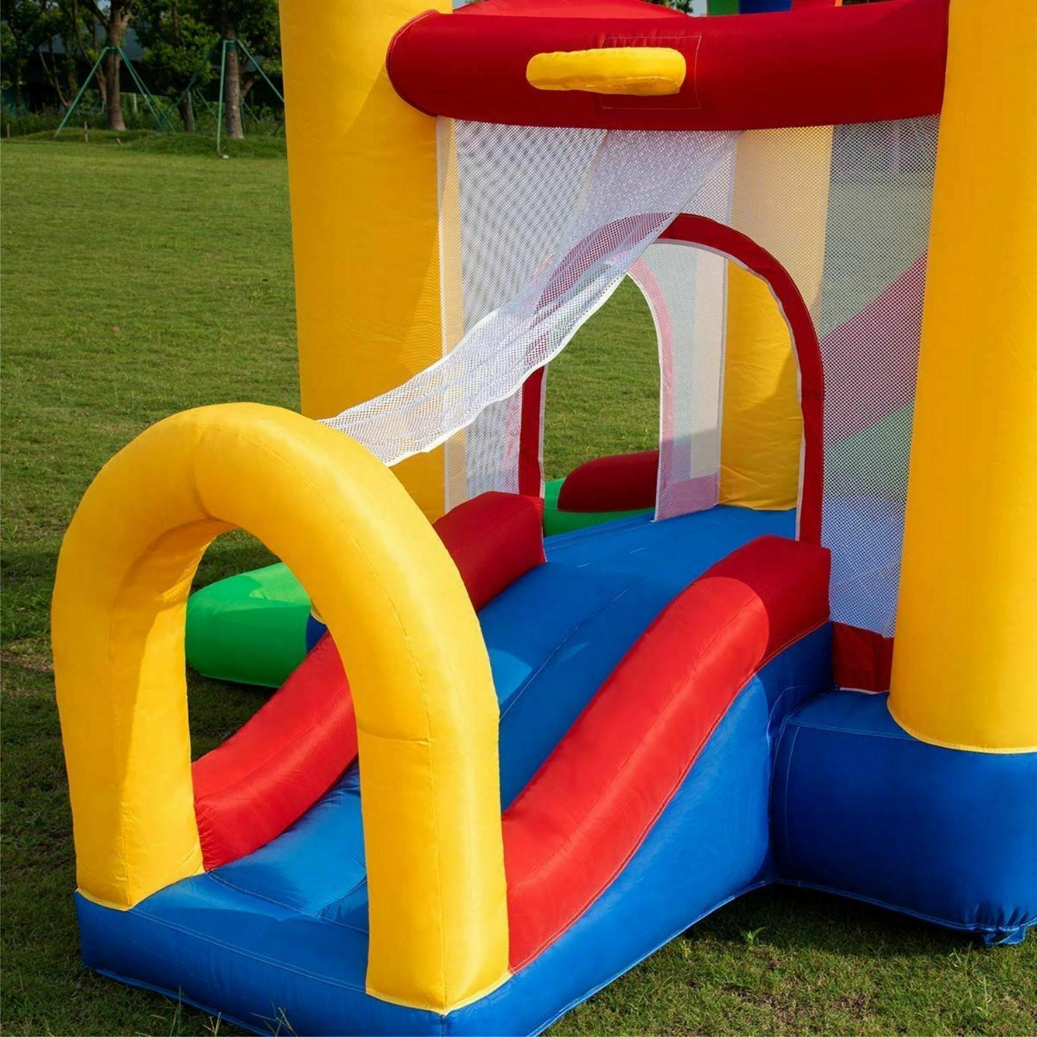 Commercial House Jumping Playhouse
