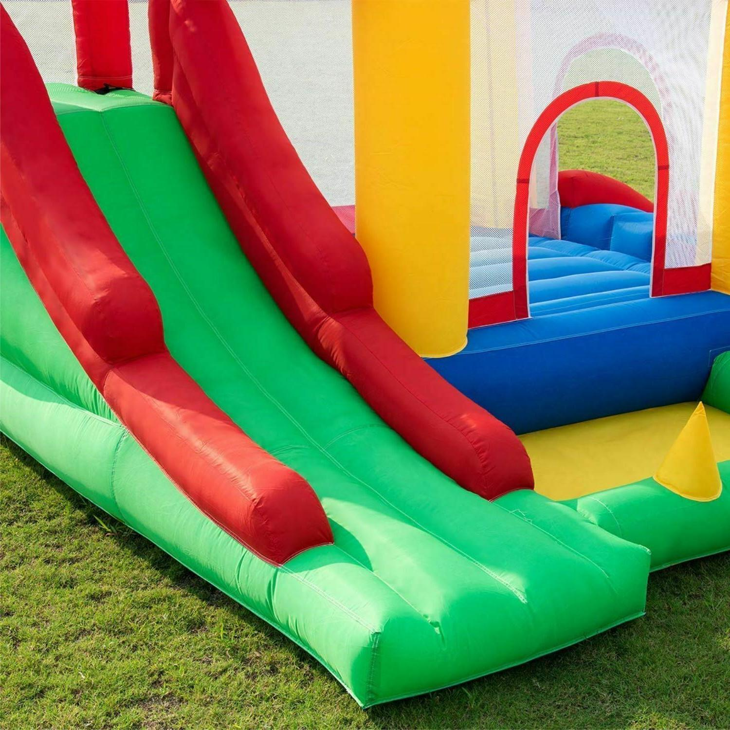 Commercial Inflatable Combo House Kids Slide Jumping Playhouse New
