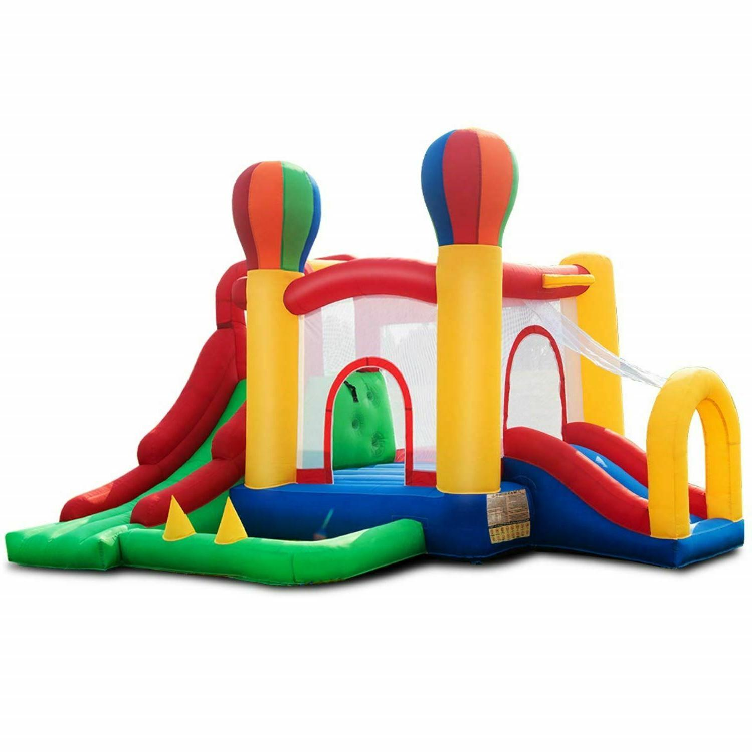 Commercial Inflatable House Kids Jumping Playhouse