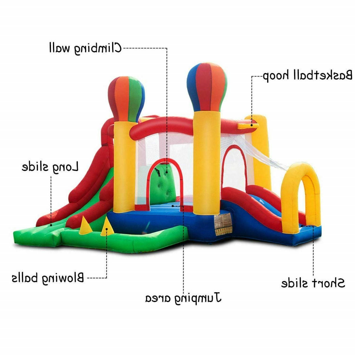 Commercial Combo Jumping Playhouse New