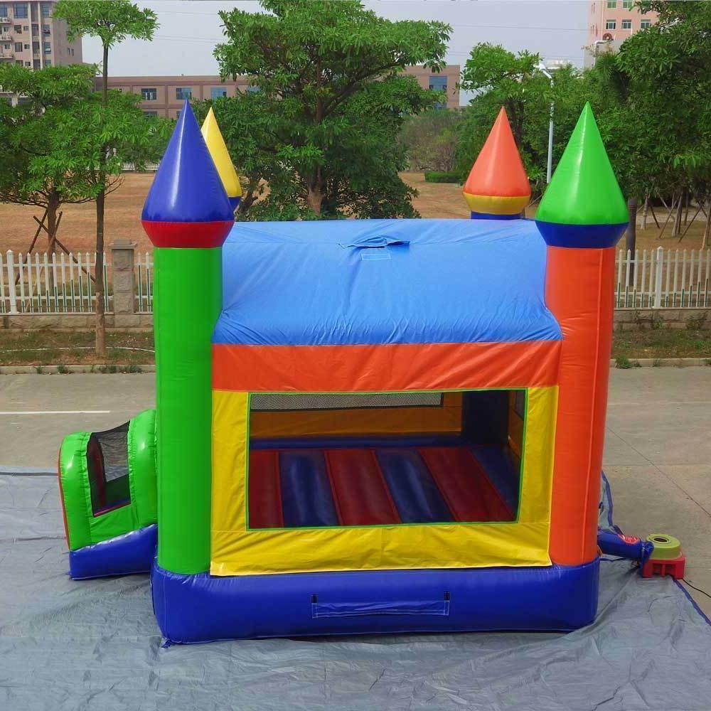 Commercial Slide House