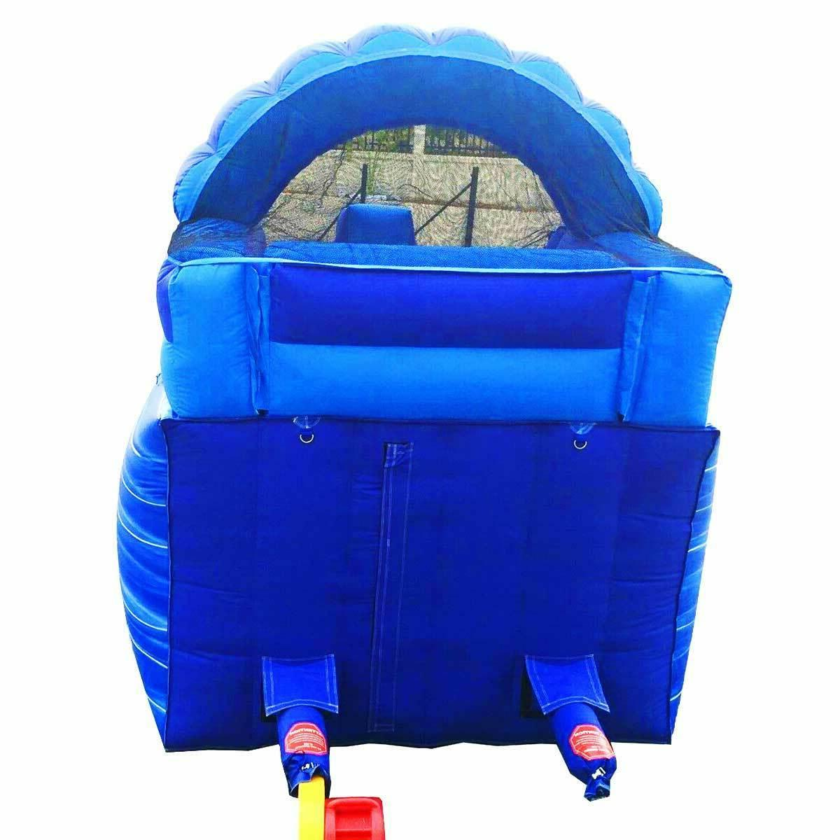 Commercial Inflatable Water With Blue Wet 15 Oz Vinyl