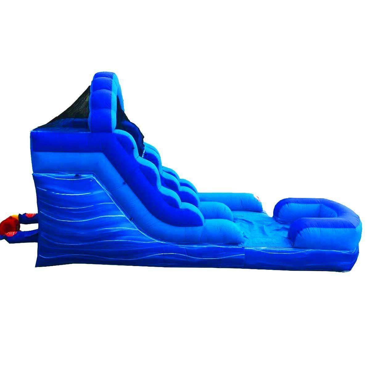 Commercial Inflatable Water With Blower Marble Wet 15
