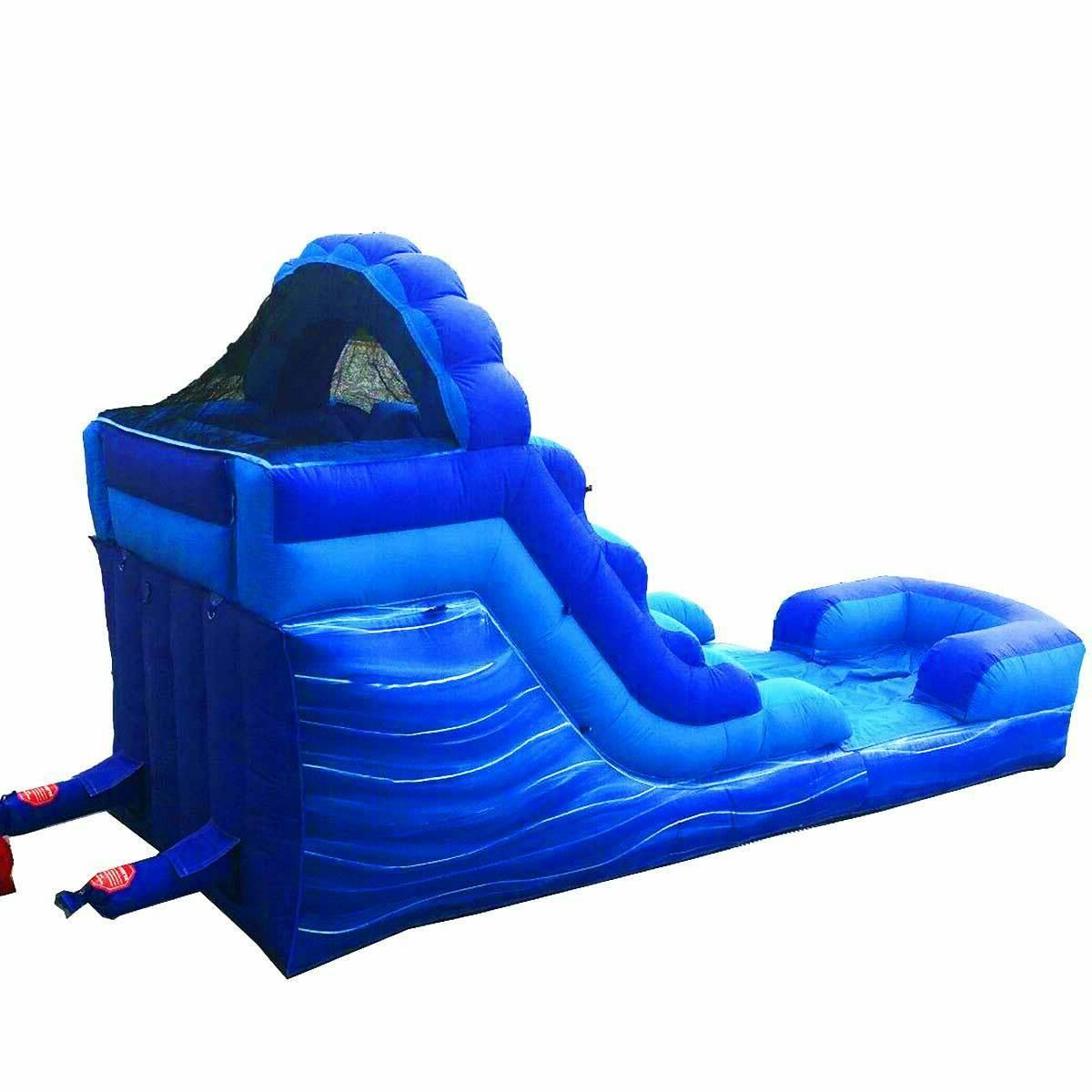 Commercial Inflatable Water With Wet Dry Vinyl