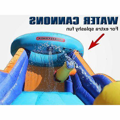 Sportspower Battle Ridge Huge Water Cannon/Inflatable Blower