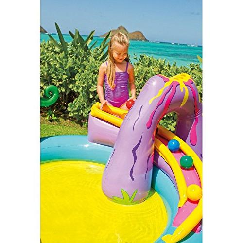 "Intex Inflatable Center, X 44"", Ages 3+"