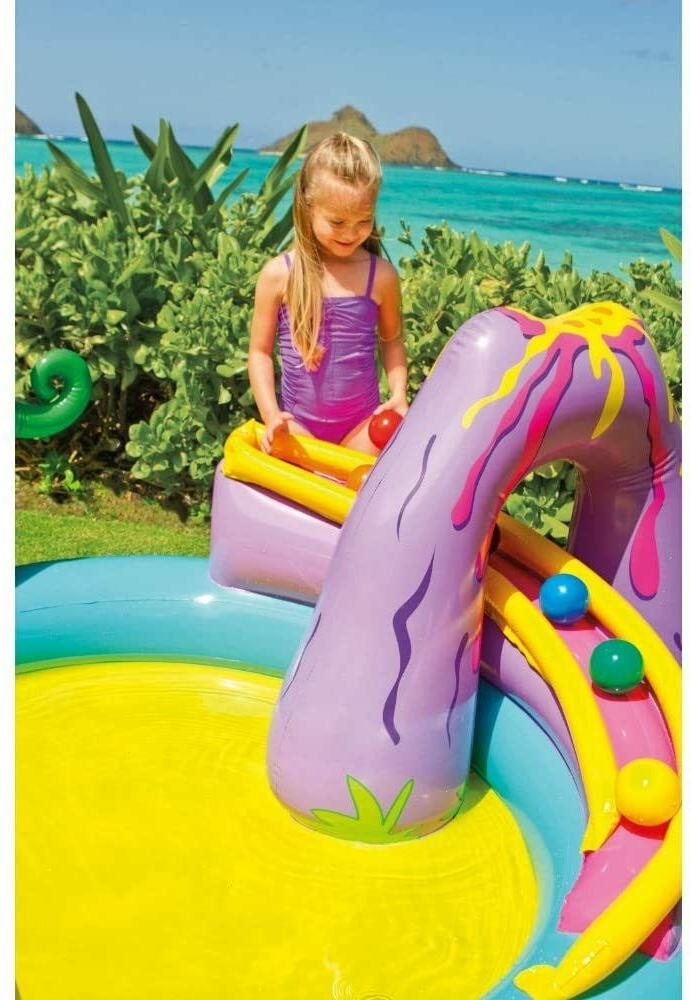 Intex Dinosaur Inflatable Swim