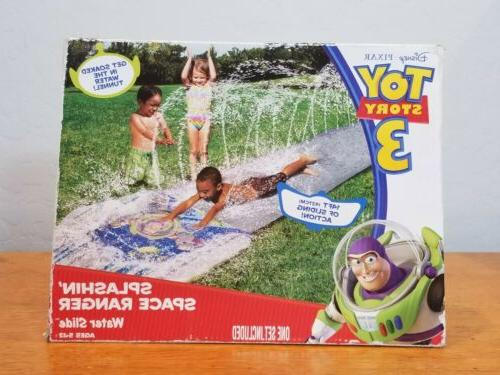 Disney Pixar Toy Story 3 Splashin' Space Ranger Waterslide
