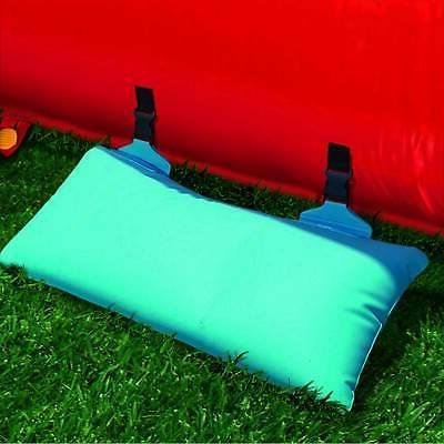 Banzai Drop 2 Lane Inflatable Outdoor Bounce