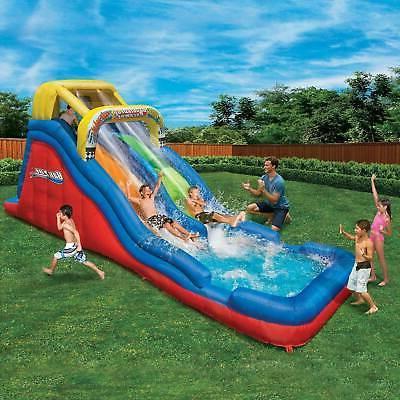 Banzai 2 Outdoor Water Slide
