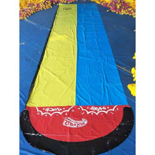 Double Slide Lawn Slip slide Large Slide