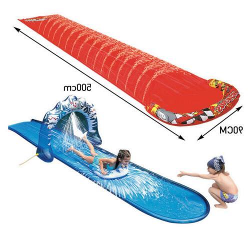 Double Lawn Slip slide long Large Slide
