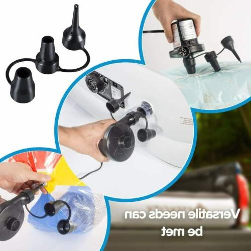 Electric Air Mattress Portable Pump Inflatables