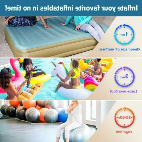 Electric Air Mattress Pump Inflatables Couch