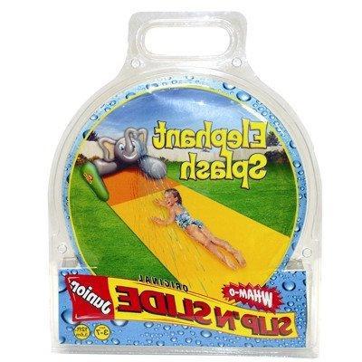 elephant splash slip n slide