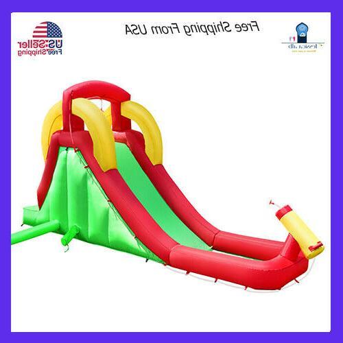 Banzai Falls Outdoor Inflatable Water Park
