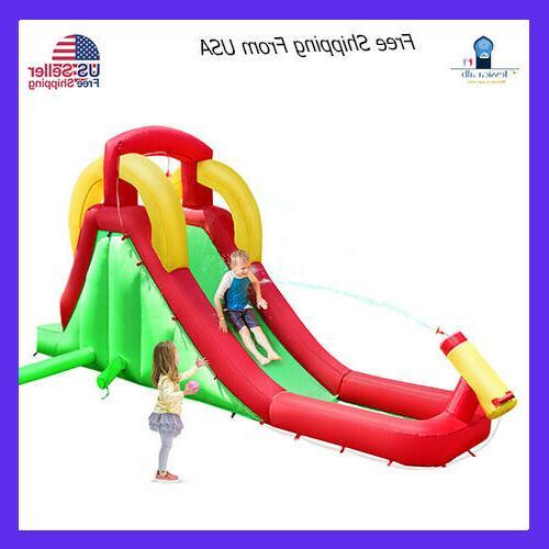 Banzai Inflatable Outdoor Park Slide