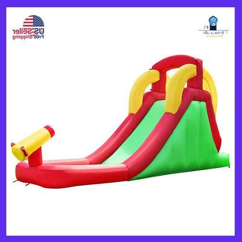 Banzai Falls Sidewinder Outdoor Inflatable Kids Park