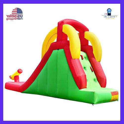 Banzai Inflatable Outdoor Kids Water Park with