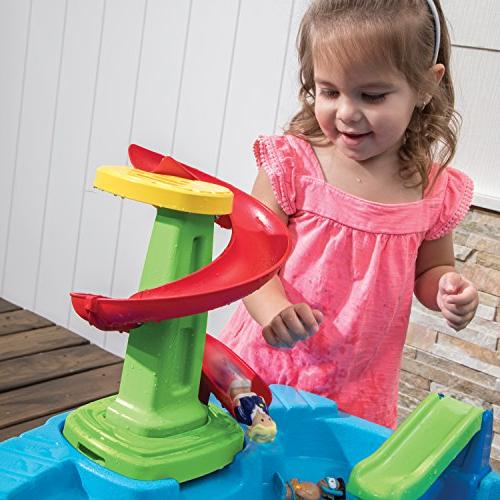 Step2 Fiesta Cruise & Water Table Umbrella
