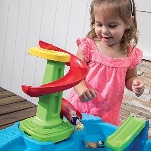 Step2 & Water Table, Blue