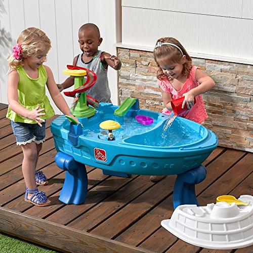 Step2 Fiesta Cruise & Water Table, Blue